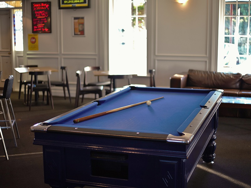 Pool table gallery